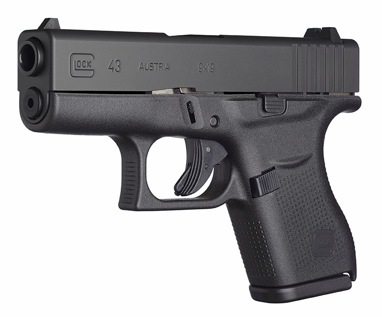 Glock G43, a great concealed carry?