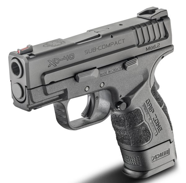 Springfield Armory XD Mod 2 Review