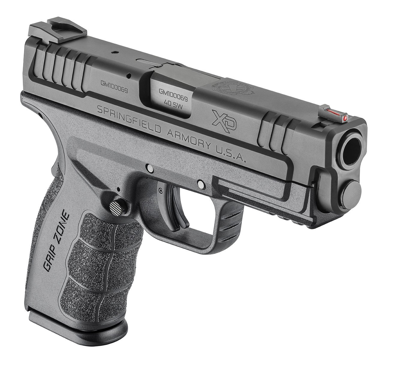 Springfield Armory XD MOD.2 40 SW Concealed Carry Genius | USA Gun