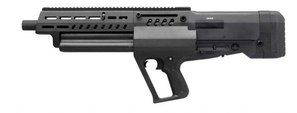 IWI Taor T12: 15-round bullpup shotgun