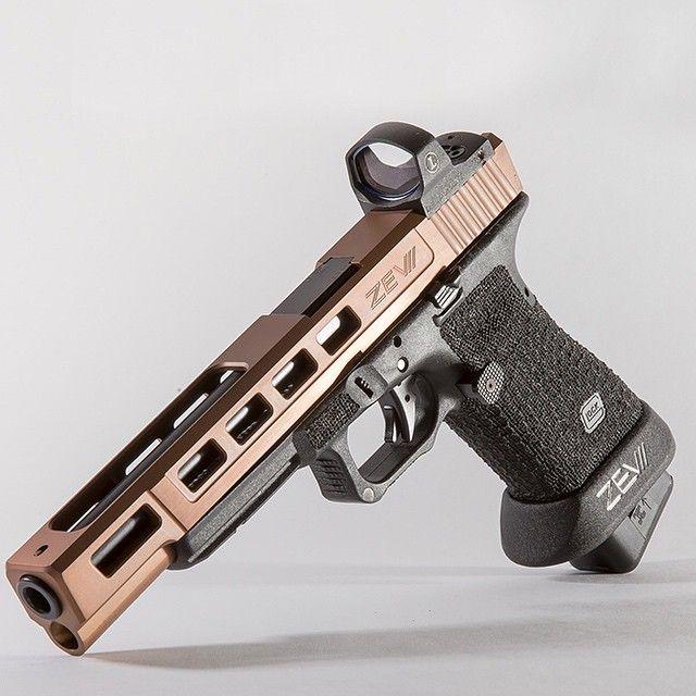 8 Of The Best Custom Glocks In The World | USA Gun Shop