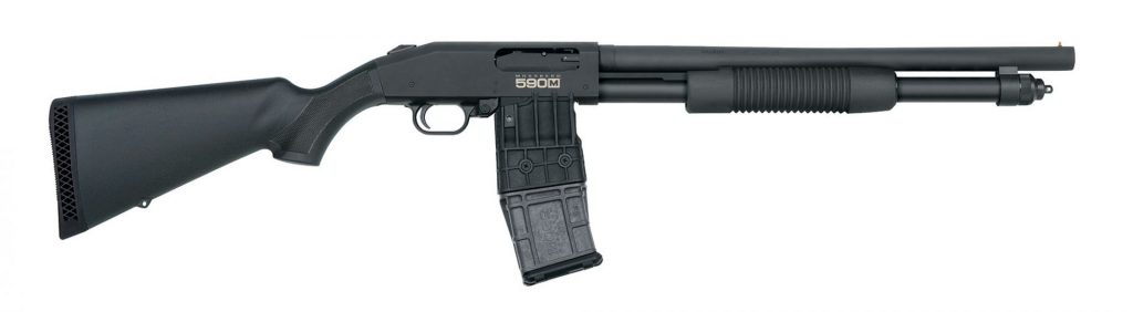 Mossberg 590M - Tactical Shotgun of the year